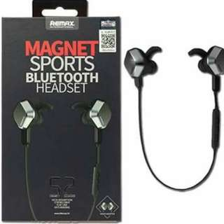 Remax RM S2 Sporta Magnet Wireless Bluetooth Headset