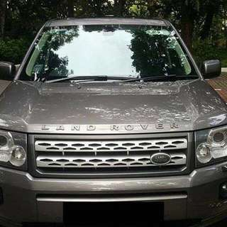Range Rover FreeLander 3.2L      -(SG)-  Year 2008