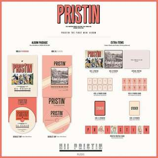 Pristin - Hi! Pristin