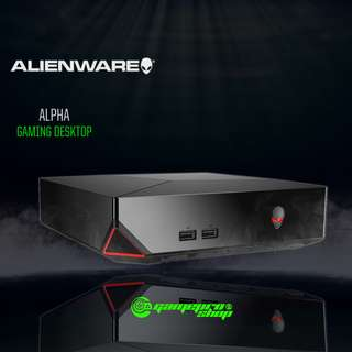ALIENWARE ALPHA 476822G-W8-BLK Gaming Desktop (N15P-GX-AIO GOM 2GB GDDR5)