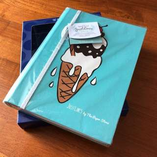 [ice-cream] The Paper Stone Notebook