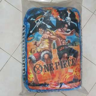 One piece pillow