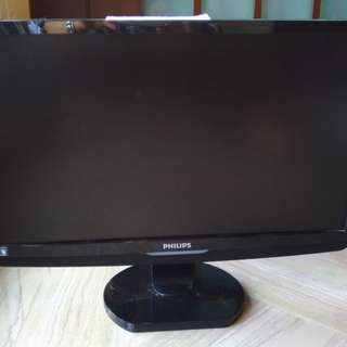 Philips 23'' monitor in good condition