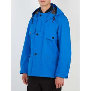 JUNYA WATANABE  Gore-Tex hooded field jacket CDG