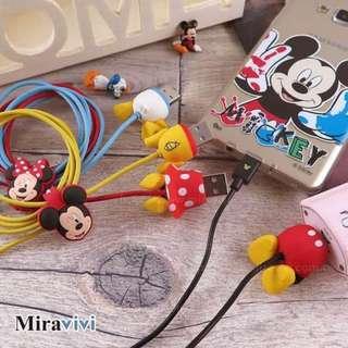 🚚 #Disney迪士尼MicroUSB屁屁傳輸線