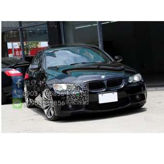 BMW E92 335CI