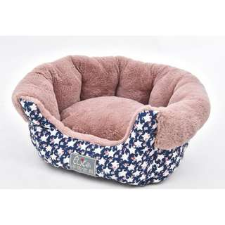 Seeing Stars - Tribal Round Kennel Dog/Cat Bed