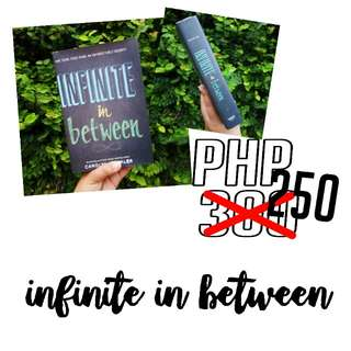 REPRICED: Infinite in between