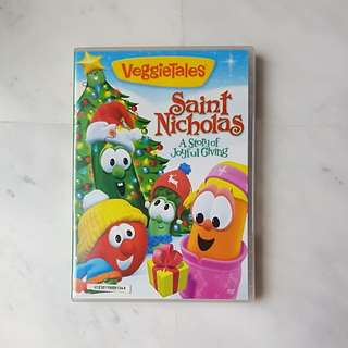 VeggieTales Saint Nicholas A Story of Joyful Giving