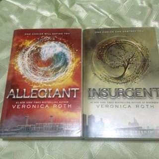 Insurgent & Allegiant