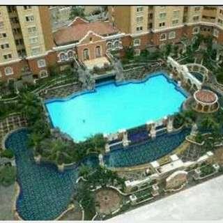 GRAND PALACE Kemayoran Apartment type 1 br, 2 br dan 3 br
