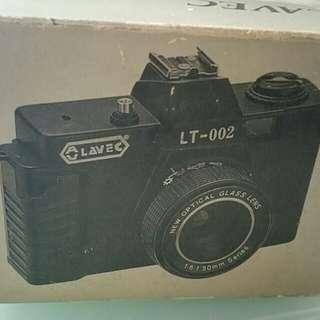 Vintage Lavec LT-002 35mm Film Camera