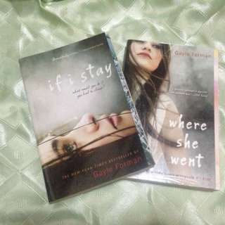 If I Stay Duology