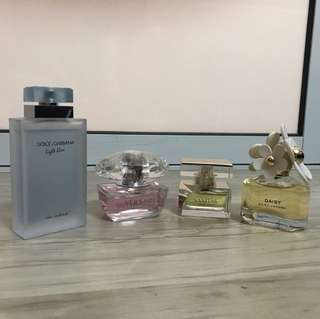 Assorted Perfumes