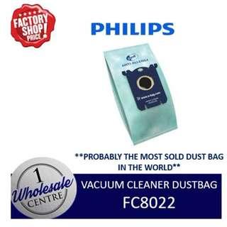 PHILIPS FC8022 VACUUM CLEANER DUST BAG