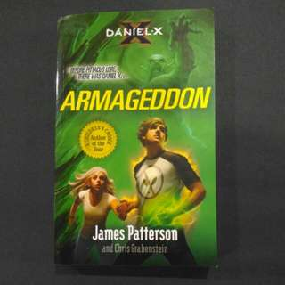 James Patterson - Daniel X Armageddon