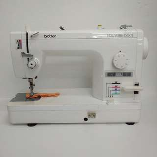 Brother Nouvelle 1500s Semi-Industrial Portable Machine (Used)
