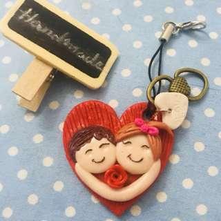 Keychain handmade