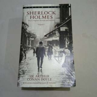 Pre Loved Sherlock Holmes - The complete Novels and Stories
