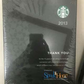Starbucks Collection Planner 2013