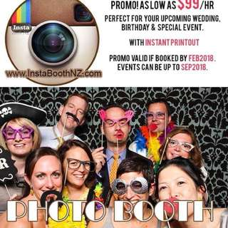 📷📸Photobooth Service