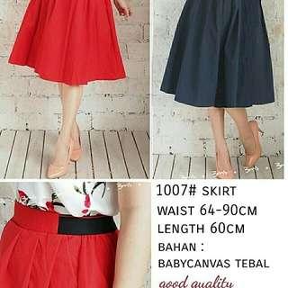 BC M 1007# Skirt