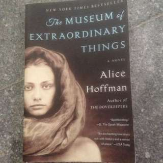 The Museum of Extraordinary Things - A Novel by Alice Hoffman (Special offer now!)