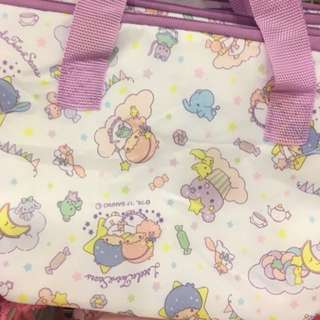 Little Twin Stars/ My Melody Thermal Lunch Bag