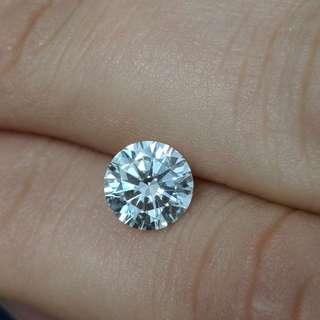 GIA 鑽石 1.50卡 I 色 SI2 NO BLACK