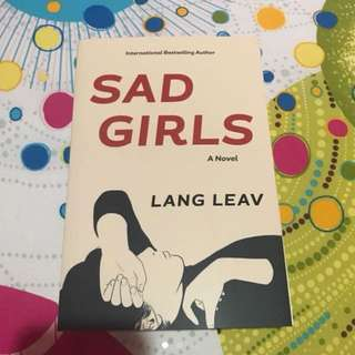 Lang leav best seller novel sad girls
