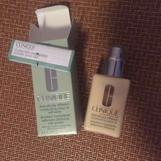 BNIB Clinique Dramatically Different Moisturising Lotion