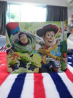 Toy Story Metal Tin