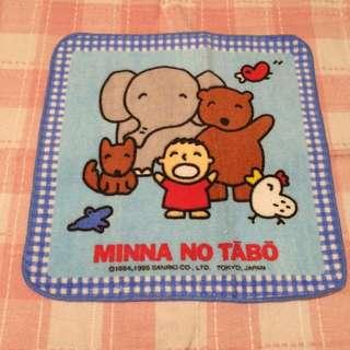 絕版 | 大口仔 1995 手巾 手帕