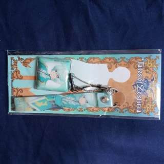 Tales of zestiria mikleo strap and cleaner