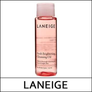 Laneige Brightening Cleansing Oil Sample
