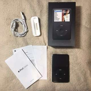 RUSH iPod Classic 80gb with songs