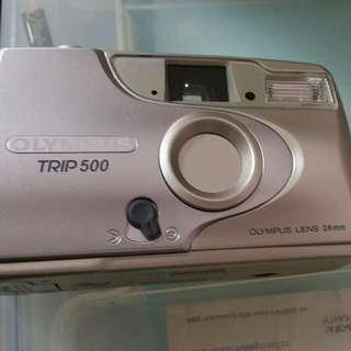 Olympus Trip 500 Film Camera 35mm