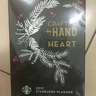 Starbucks Collection Planner 2017
