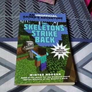 Minecraft Book(The Skeletons Strike Back)