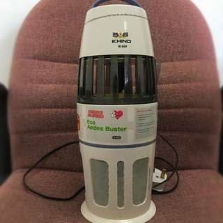 Khind Branded Aedes Buster Mosquito UV Trap