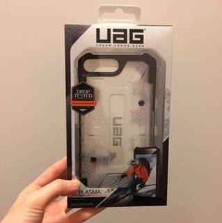 Uag耐衝擊iPhone plus case