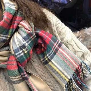 圍巾 頸巾披肩