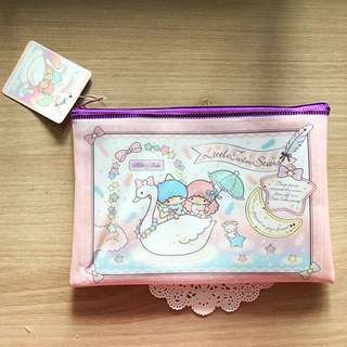 BN Authentic Little Twin Stars Pouch