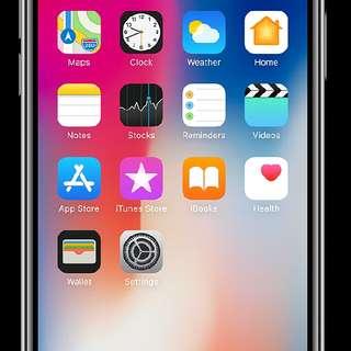 Kredit iPhone X 64GB cashback 1jt cicilan tanpa kartu kredit