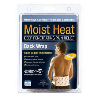 **NEW** Deep Penetrating Pain Relief Back Wrap