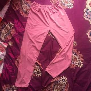 Leging pink