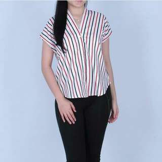 Isel stripe blouse