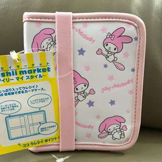 BNWT Melody Card Holder with 56 Pockets