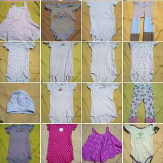 Take all babies clothes 0-2years old