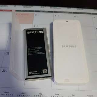 Samsung note 3/ note4 battery and battery charger